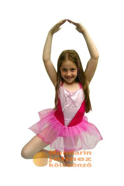 Pink balerina jelmez