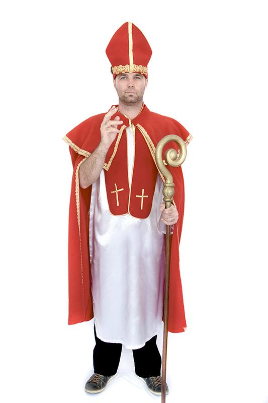 Pápa jelmez