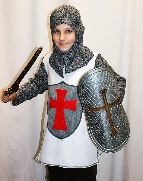 Keresztes lovag jelmez