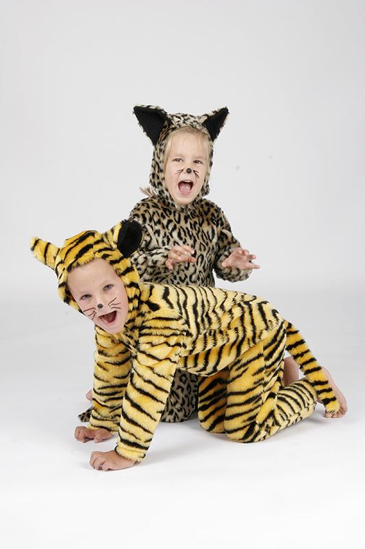 Leopárd jelmez