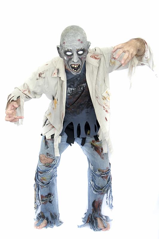 Zombie jelmez