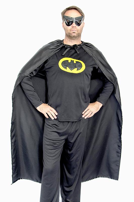 BatMan jellegű jelmez