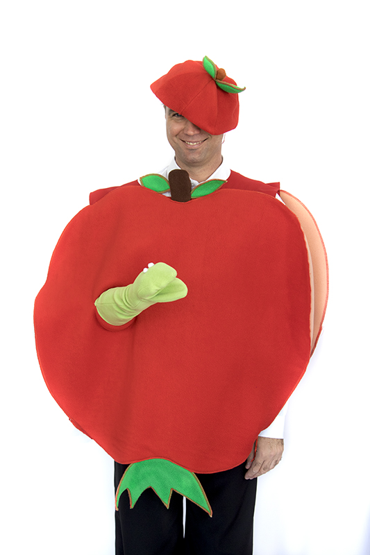 Kukacos alma jelmez