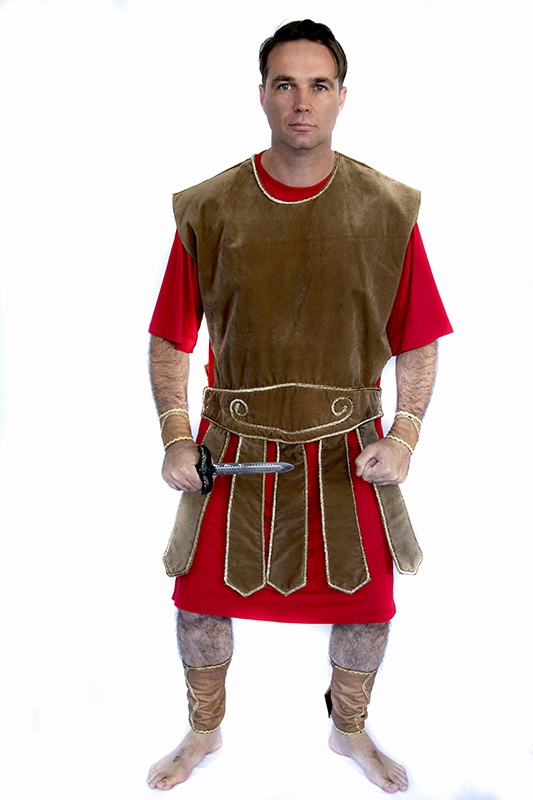 Gladiátor jelmez