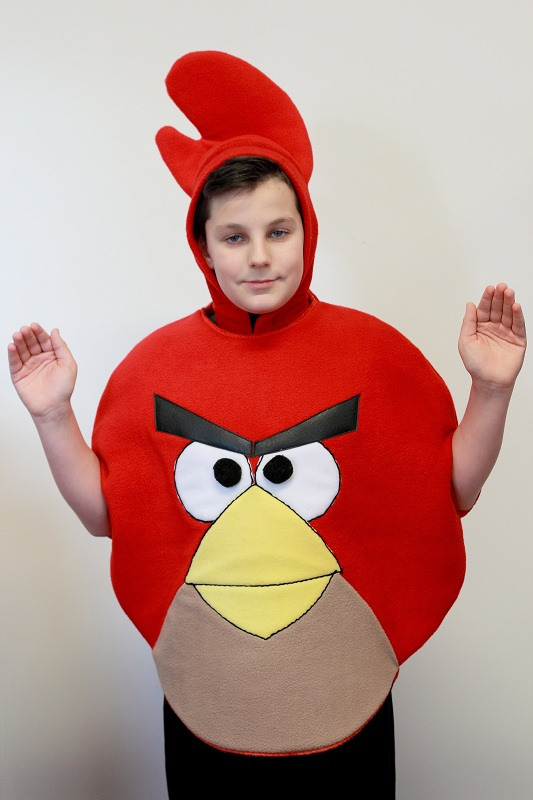 Angry Birds jelmez