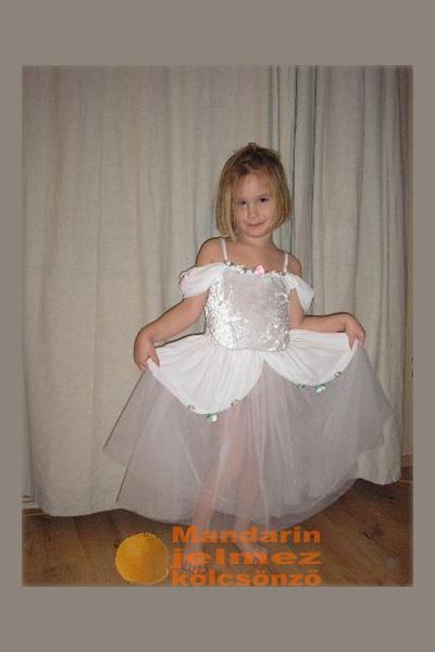 Menyasszonyi ruha jelmez