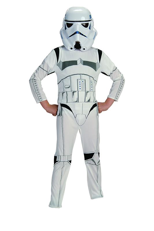 Star Wars Clone katona rohamosztagos jelmez