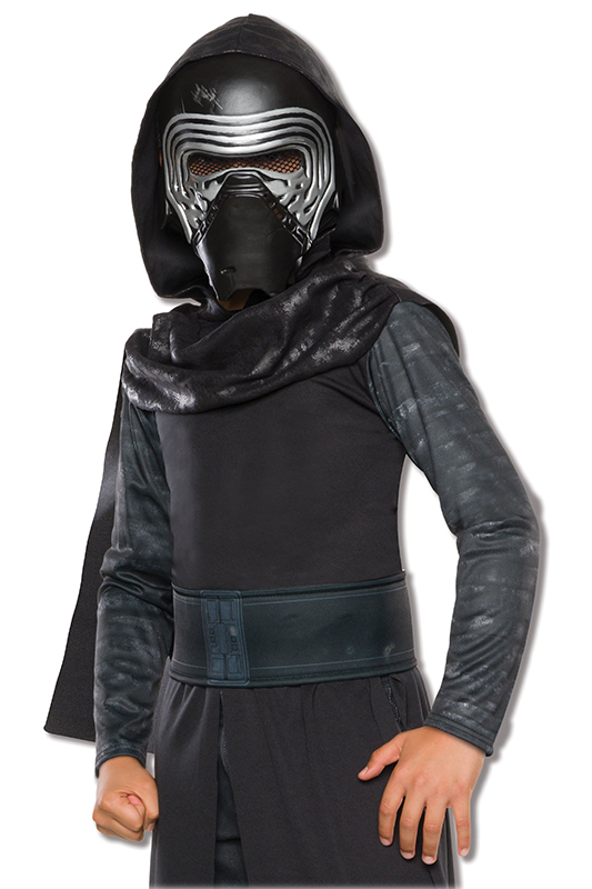 Star Wars Kylo Ren jelmez