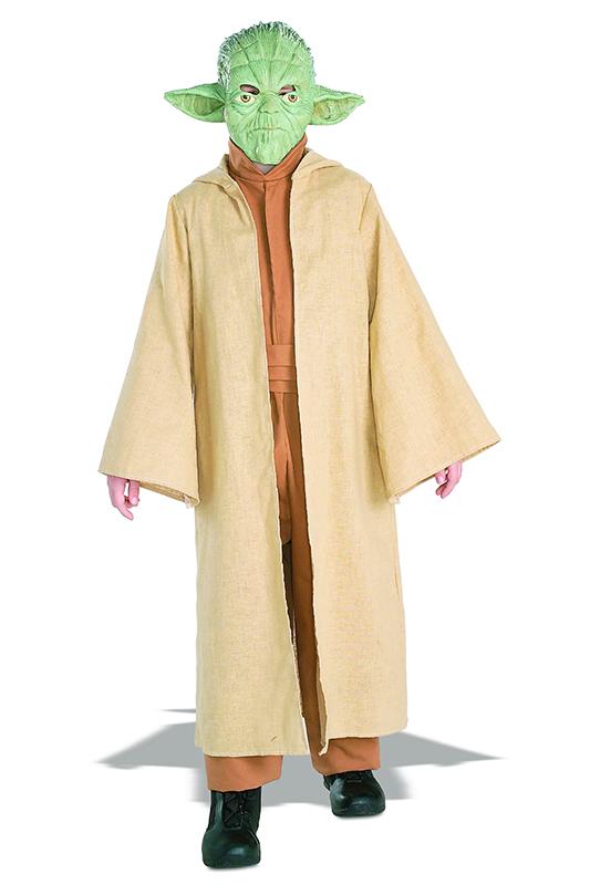 Star Wars Yoda jelmez