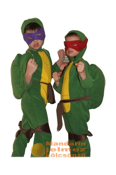 Tini Ninja Teknőc jelmez