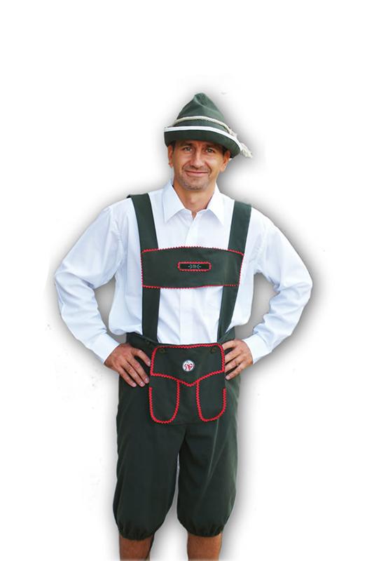 Tiroli / Sváb férfi jelmez