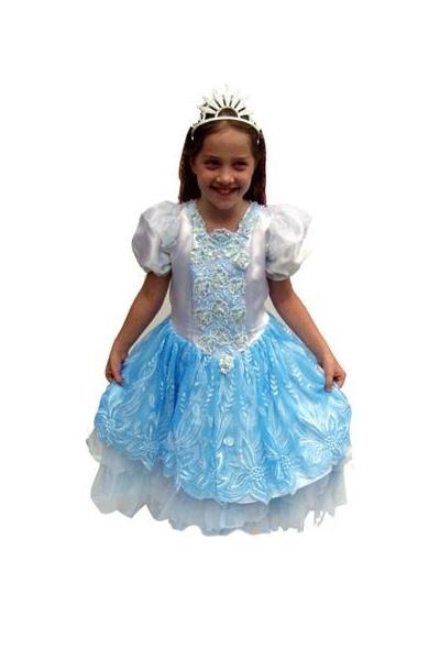 Kék hercegnő jelmez