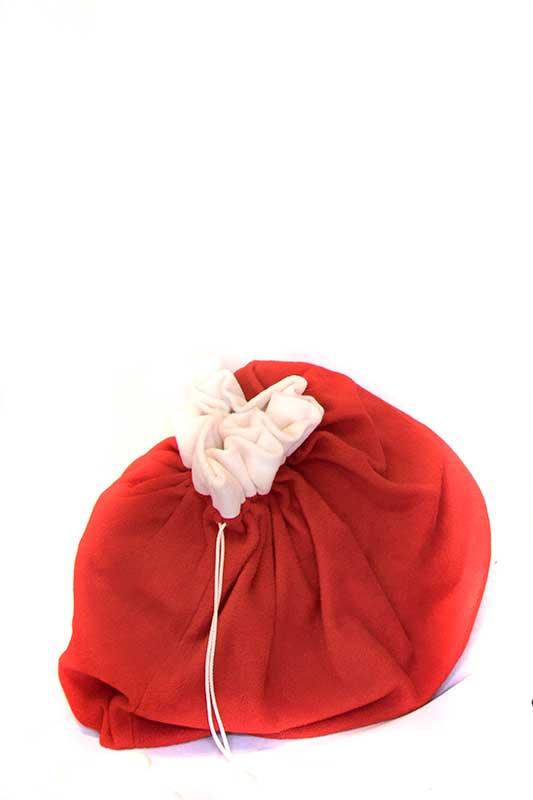Mandarin jelmezkölcsönző mikulás zsák