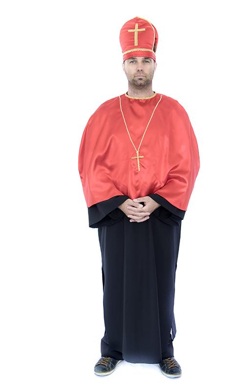 Püspök jelmez