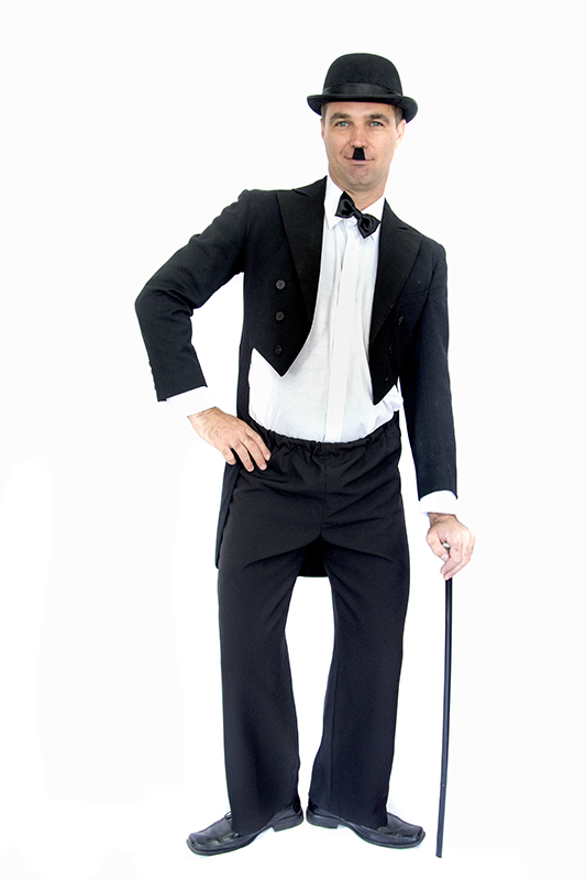Charlie Chaplin jelmez