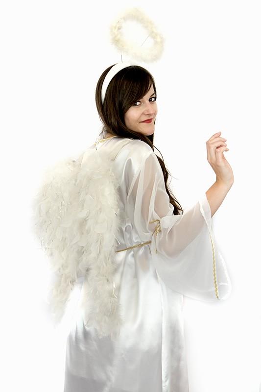 Klasszikus angyal jelmez