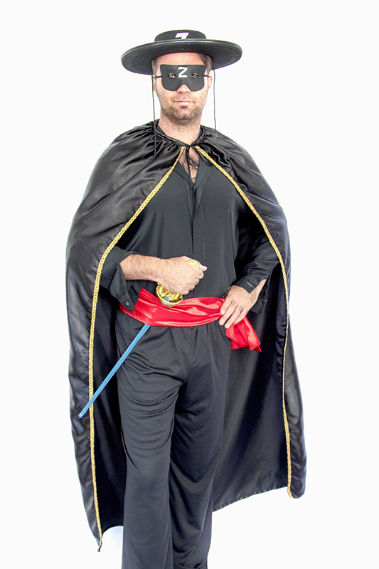 Zorro jelmez