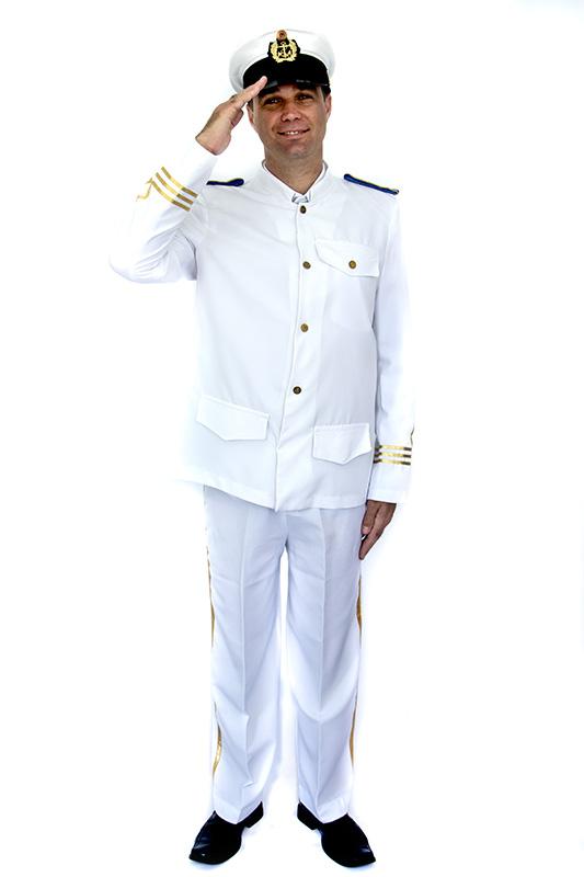 Tengerész kapitány