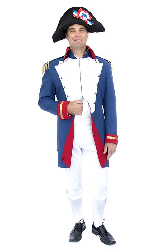 Mandarn jelmezkölcsönző Napoleon