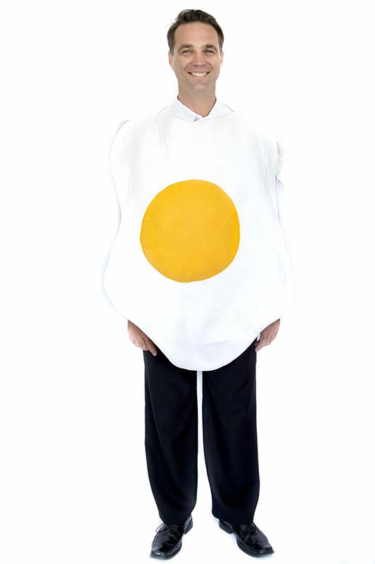 Tükör tojás jelmez