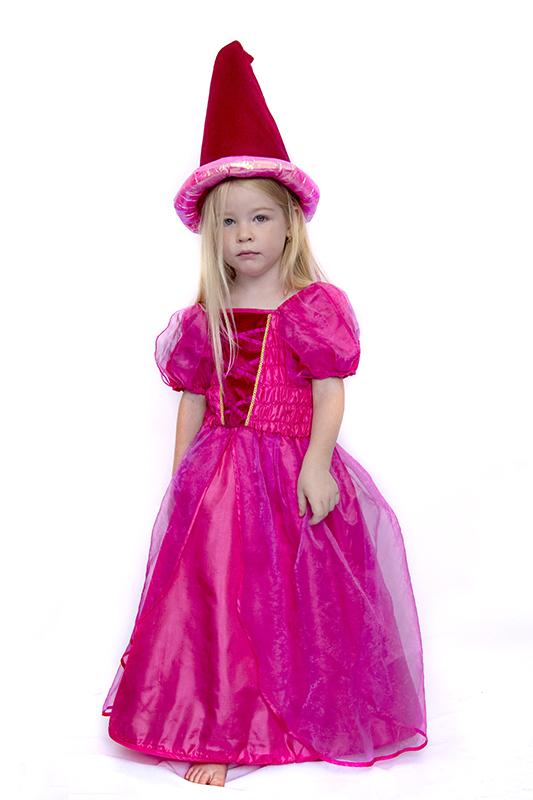 Pink reneszánsz hercegnő jelmez